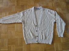 Herren Langarm Pullover Jacke von Jean Legalli Gr.50