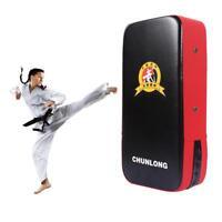 PU Kick Boxing Strike Kicking Hand Pad MMA Focus Muay Thai Punch Shield Pad