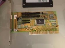 MICRO-STAR INTERNATIONAL CO., LTD. MS-4803 - Data bus: 32-bit PCI