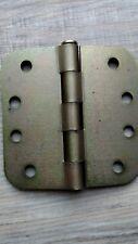 """4"""" Brass Door Hinge Therma-Tru - sold as set of 3"""