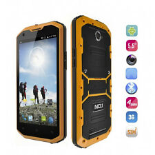 5.5'' 4G LTE No.1 X-Men X2 Dual Unlocked Smartphone Waterproof Rugged Tough IP68