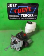 03 04 05 06 Chevy Silverado GMC Sierra Hydroboost and Master Cylinder