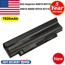 9 Cell Battery for Dell Inspiron N4110 N4010 N5010 N5110 N7110 M5010 M3010 J1KND
