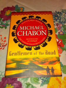 Gentlemen of the Road by Michael Chabon (2007, Hardcover) 1st/1st #tj