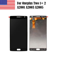 For OnePlus Two 1+2 A2001 A2003A2005 LCD Display Touch Digitizer Screen Assembly