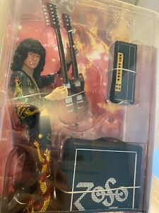 Led Zeppelin Jimmy Page NECA Action Figure 2006 classic