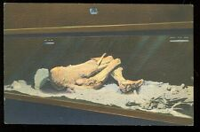Kentucky, Mammoth Cave, Mummified Body of a Man (1930-45 unused(cave#280