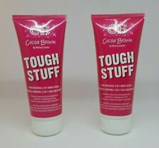 Cocoa Brown by Marissa Carter Tough Stuff 3in1 Body Scrub 7oz (Lot of 2) Sealed!
