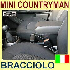 MINI COUNTRYMAN - bracciolo con portaoggetti - made in Italy - alta qualità