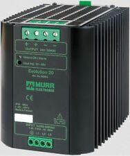 85002, Murr Elektronik, Evolution Power Supply 3-Phase, 360-520Vac, 22-28V/20Adc