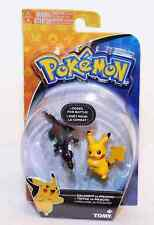 New Tomy 2017 Pokemon Figure pack Sun and Moon SALANDIT vs PIKACHU Sealed