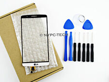 Touch Screen Digitizer Glass Replacement Parts For LG G3 D850 D855 LS990 + TOOLS