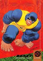 BEAST / X-Men Fleer Ultra 1994 BASE Trading Card #100