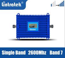 Lintratek Singel-Band 2600mhz B7 4G LTE Booster Handy-Signalverstärker Repeater