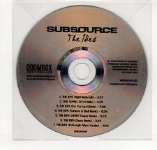 (GP328) Subsource, The Ides - 2009 DJ CD
