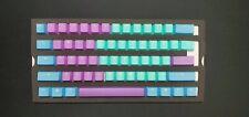 Tfue Fortnite Ducky x MK Frozen Llama One 2 Mini 60% KEYCAP SET w/ Rubber Caps