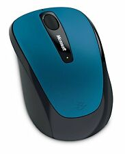 Microsoft GMF-00014 Wireless Mobile Mouse 3500 - Sea Blue