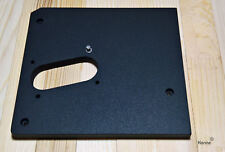 Tone bras Board Made of Corian for thorens td 520/521 with SME Cut
