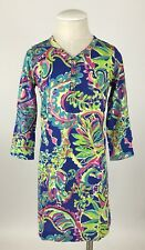 Lilly Pulitzer Girls Toucan Play Palmetto Dress S 4-5