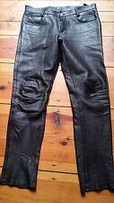 Lederhose Leder Jeans gay BLUF Biker Leather Folsom Kink