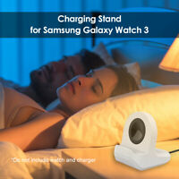 Charging Dock Holder for Samsung Galaxy Watch 3 41mm 45mm Silicone Stand Station
