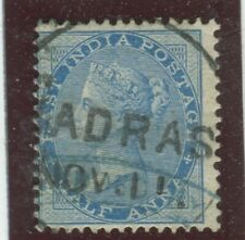 India Stamps Scott #20 Used,Fine (X6262N)