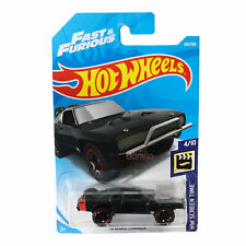 Hot Wheels '70 Dodge Charger Fast & Furious Die Cast