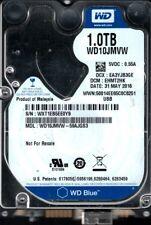 WD10JMVW-59AJGS3 DCM: EHMT2HK WXT1E Western Digital 1TB