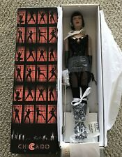 All That Jazz Velma Chicago Fao Exclusive Tonner Le Doll New Mint In Box W/Coa!