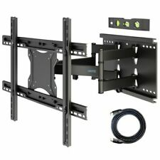 Flexible Double Arms LCD LED TV Wall Bracket 37 40 42 43 46 47 50 55 60 65 70 80