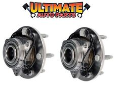 Front Wheel Bearing Hubs 4x4 or AWD (Pair Left and Right) for 07-14 Chevy Tahoe