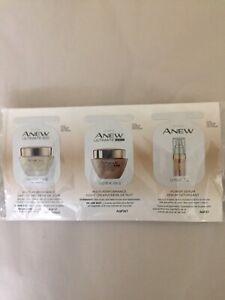 Avon Anew ULTIMATE/POWER SERUM Samples (5 Day Cream, 5 Night Cream, 5 Serum) 15