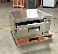 "NEW 36"" Chef Base Refrigerator Cooler Depot Model CB36 2 Drawer Fridge Warranty"
