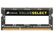 Corsair Value Select DDR3L 8 GB = 2x 4GB1600 MHZ  Apple Mac Book pro Ram Memory