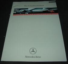 Verkaufstaschenbuch Mercedes Benz W 203 C-Klasse Sport Coupe Coupé April 2005