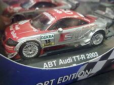 Schuco Abt Audi TT-R DTM 2003 1:43 #15 Peter Terting (GER)
