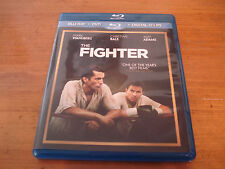 The Fighter Blu-Ray + Dvd (2-Disc) Nice Used Shape!