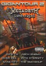Megadeth(DVD)Lamb Of God: Gigantour 2-New