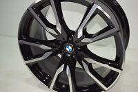 """22"""" BMW X7 2019 2020 FACTORY OEM ORIGINAL REAR WHEEL RIM"""