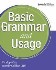 Basic Grammar and Usage, Goldbart Clark, Dorothy, Choy, Penelope, Good Book
