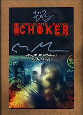 Choker #1 First Print Double Signed Ben Templesmith Ben McCool HOT with CoA
