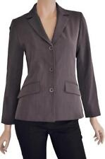 Jacqui E Dry-clean Only Striped Coats & Jackets for Women