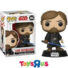 Funko Star Wars Ep8 - Luke Skywalker Final Battle Pop! Vinyl Figure