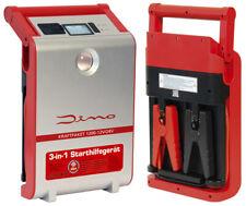 Dino KRAFTPAKET 12V 24V Starthilfe mit Powerbank 30000mAh Raid 136106