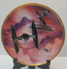 Star Wars Space Vehicles Plate Collection > The Fighters
