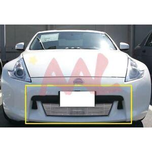 AAL For 2009-2010 2011 2012 Nissan 370Z Bumper Billet Grille Insert BOLT ON