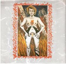 "Burning Rubber Dolls / En La Zona Roja (7"")"