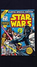 STAR WARS #2 MARVEL TREASURY SPECIAL COLLECTOR'S EDITION #1 (1977) *WOW*