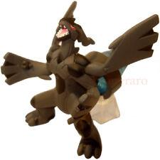 """Pokemon Zekrom Ed. Zukan 1/40 Scale Figure - ZEKROM 2.8"""" inch Nintendo Let's Go"""