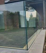 More details for 17mm toughened laminate glass panels-different sizes-free delivery check areas